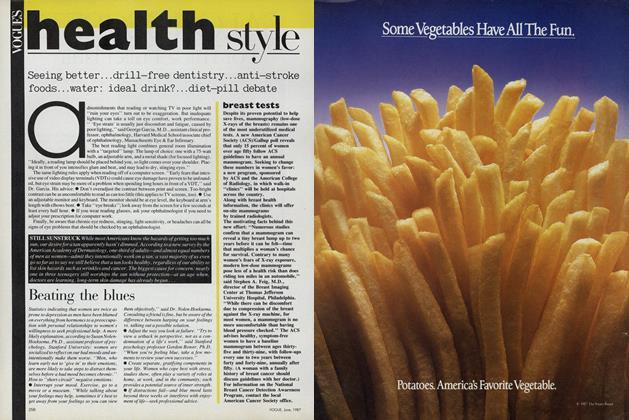 Article Preview: , June 1987   Vogue