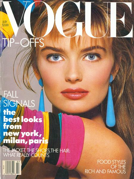 Issue: - July 1987 | Vogue