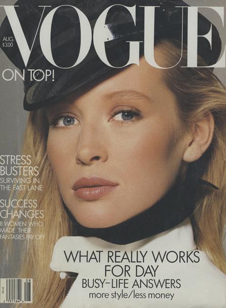 Issue: - August 1987 | Vogue