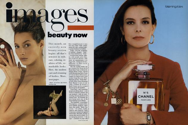 Article Preview: Beauty Now, November 1987 | Vogue