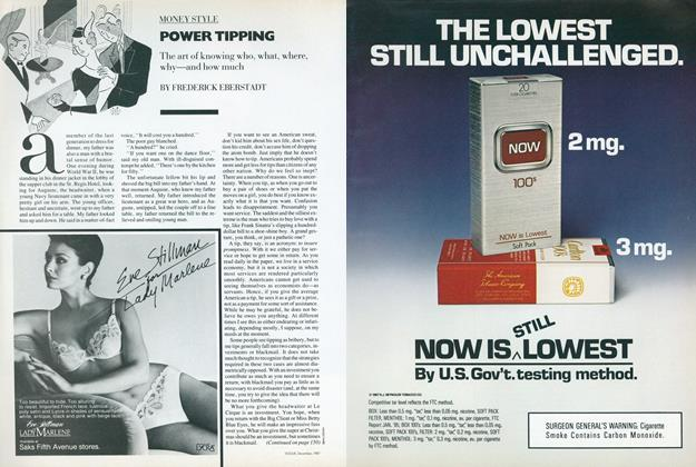 Power Tipping