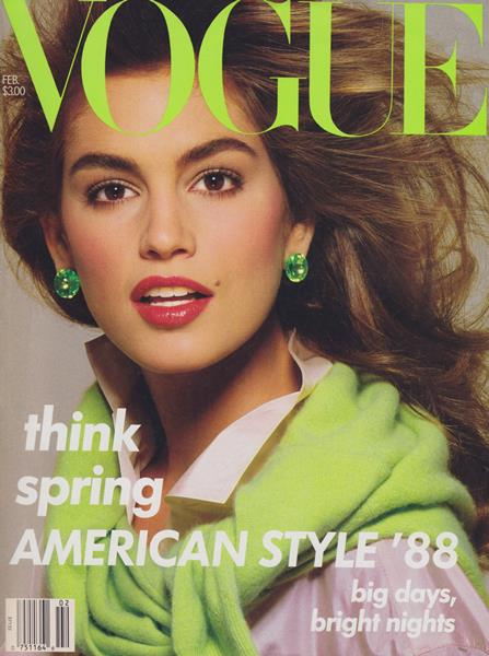Issue: - February 1988 | Vogue