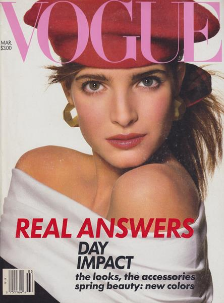 Issue: - March 1988 | Vogue