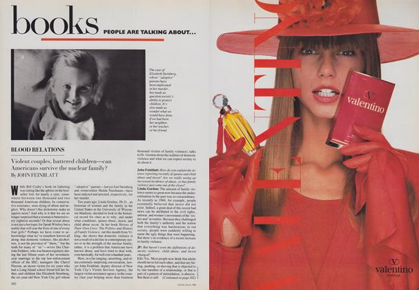 Article Preview: Books: Blood Relations, March 1988 | Vogue