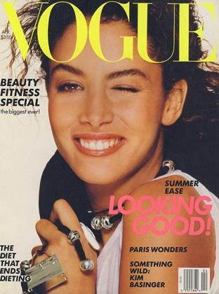 Cover for the April 1988 issue