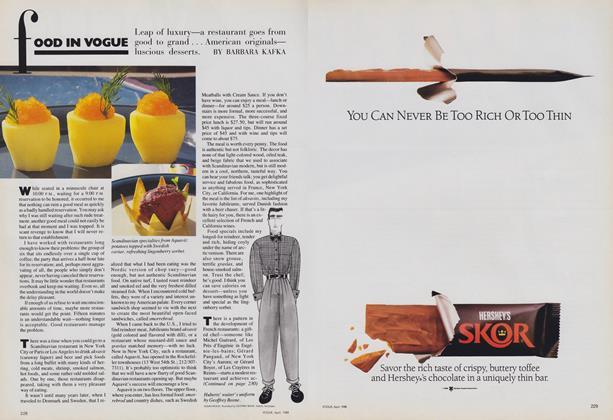 Article Preview: , April 1988 | Vogue