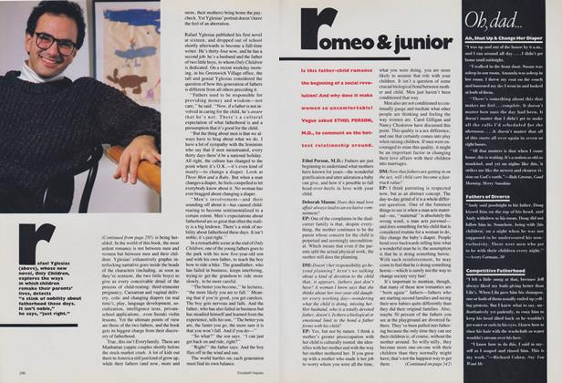 Article Preview: Romeo & Junior, May 1988 | Vogue
