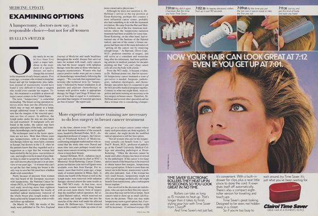 Article Preview: Update: Examining Options, May 1988 | Vogue