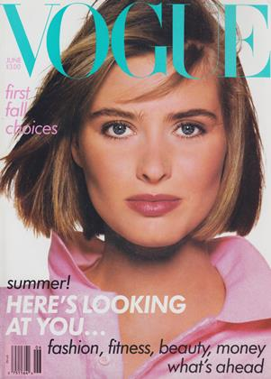 Cover for the June 1988 issue