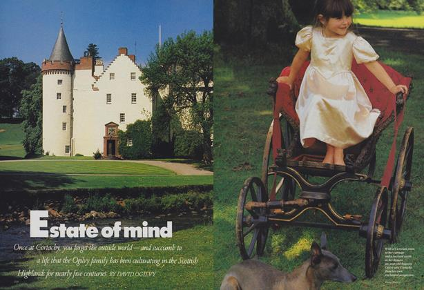Article Preview: Estate of Mind, July 1988 | Vogue