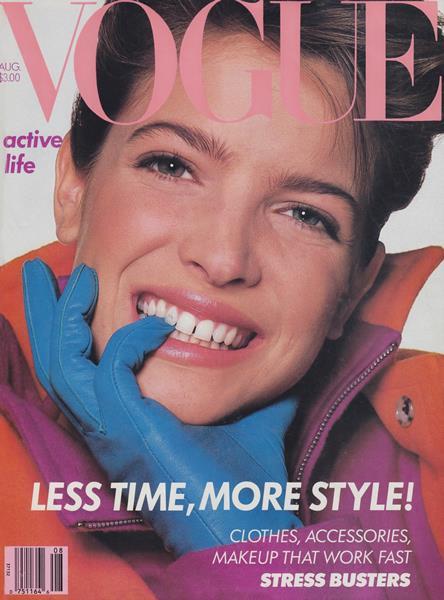 Issue: - August 1988 | Vogue
