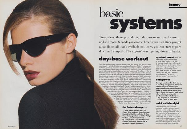 Beauty: Basic Systems