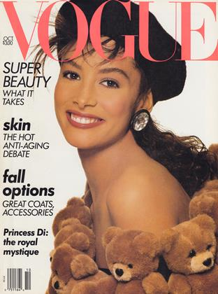 Cover for the October 1988 issue
