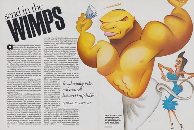 Article Preview: Send in the Wimps, November 1988 | Vogue