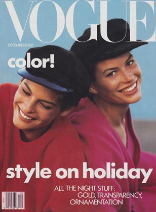 Cover for the December 1988 issue
