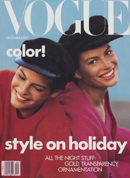 Issue: - December 1988 | Vogue