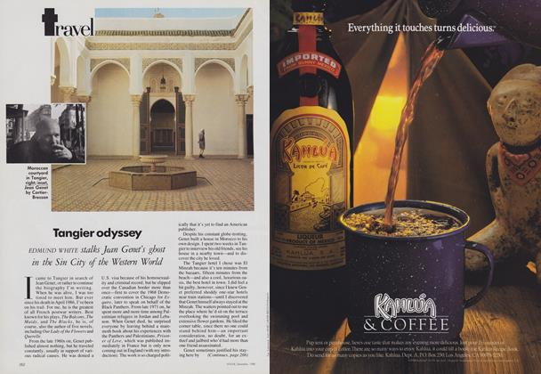 Article Preview: Tangier Odyssey, December 1988 | Vogue