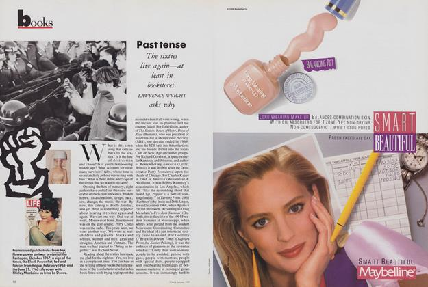 Article Preview: Past Tense, January 1989 | Vogue