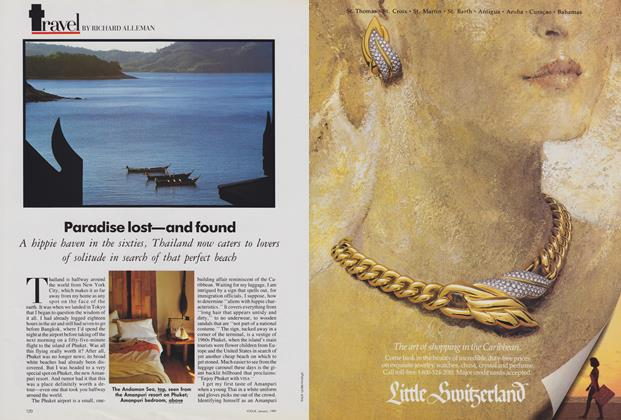 Article Preview: Paradise Lost—and Found, January 1989 | Vogue