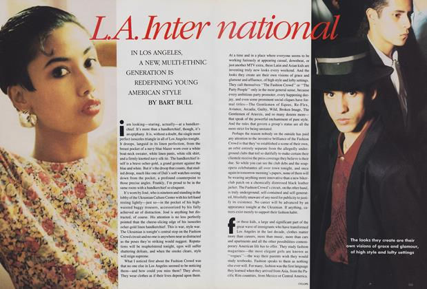 L.A. International