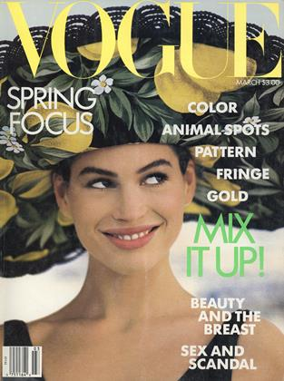 Cover for the March 1989 issue
