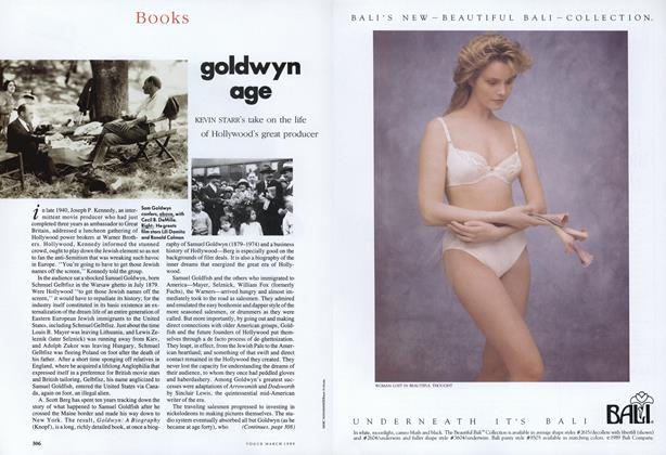 Article Preview: Goldwyn Age, March 1989 | Vogue