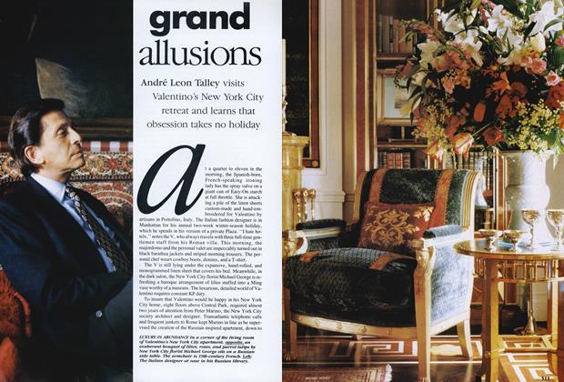 Grand Allusions