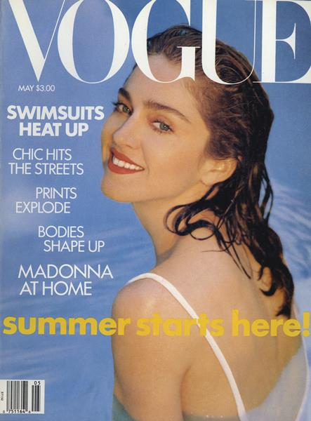 Issue: - May 1989 | Vogue