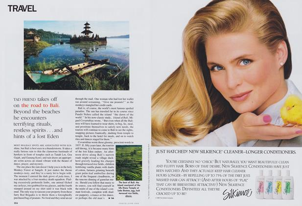 Article Preview: The Road to Bali, June 1989 | Vogue