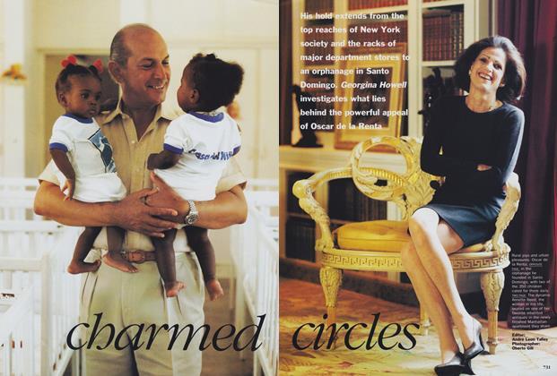 Charmed Circles