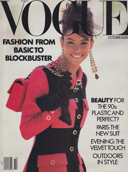 Issue: - October 1989 | Vogue