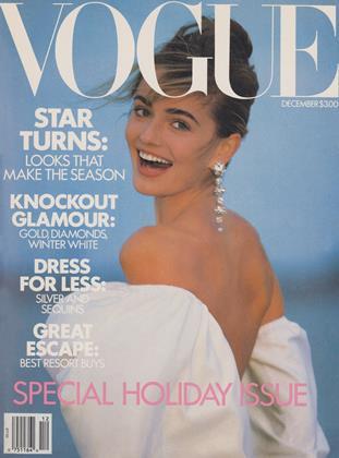 DECEMBER 1989 | Vogue