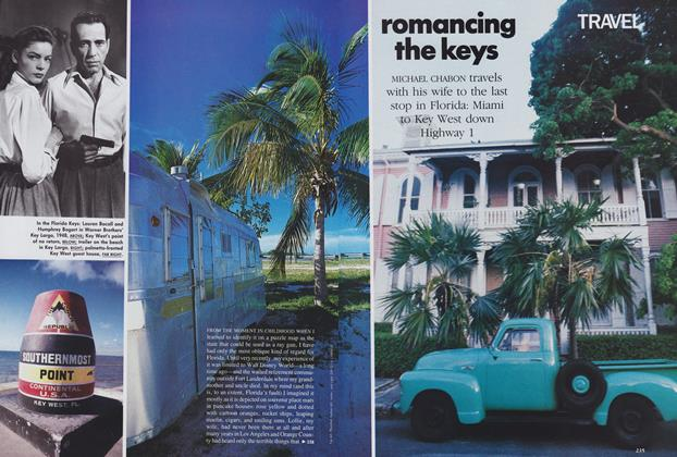 Article Preview: Romancing the Keys, December 1989 | Vogue