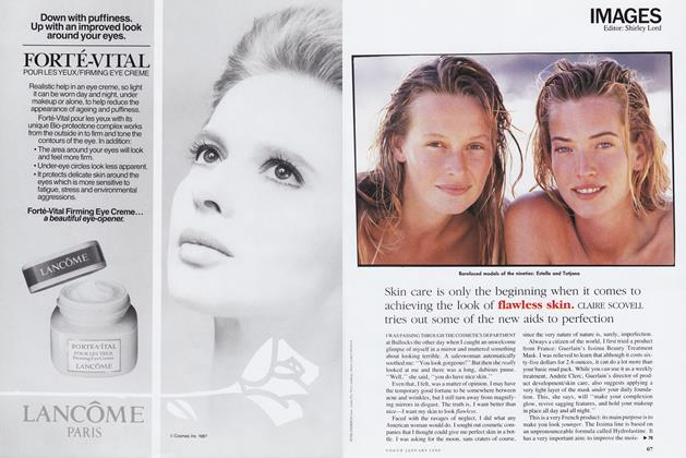 Article Preview: , January 1990 | Vogue