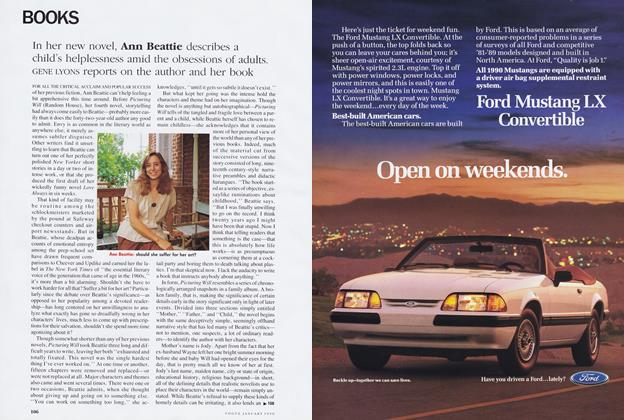 Article Preview: , January 1990   Vogue