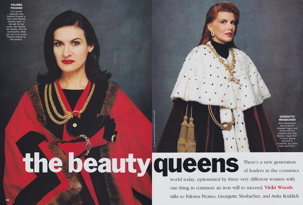 Article Preview: The Beauty Queens, January 1990 | Vogue