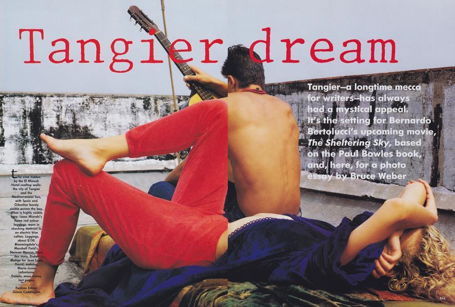 Tangier Dream