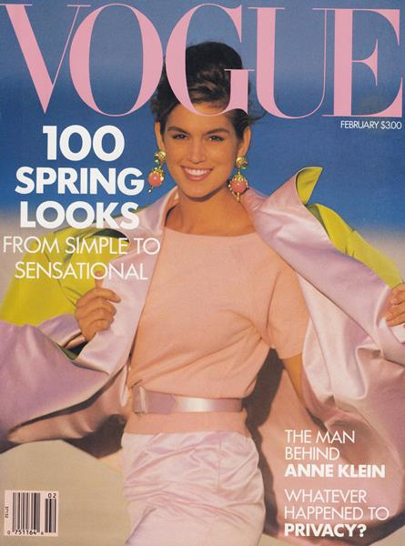 Issue: - February 1990 | Vogue