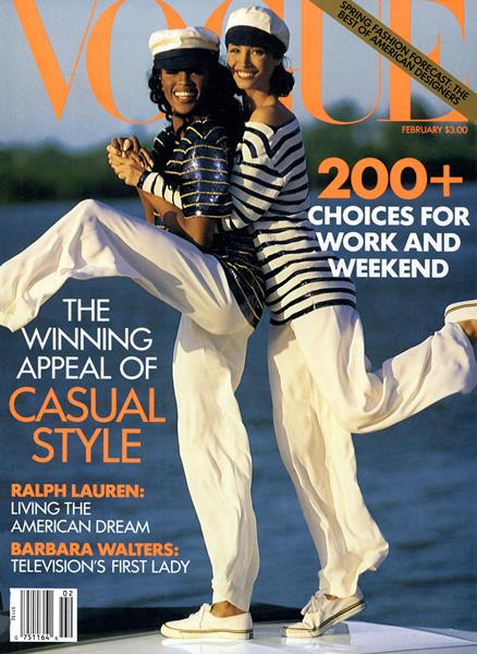 Issue: - February 1992 | Vogue