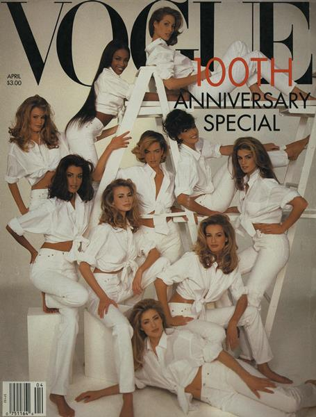 Issue: - April 1992 | Vogue