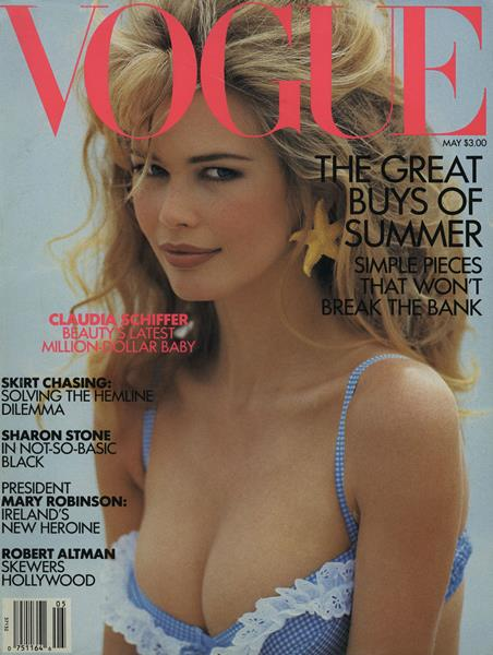 Issue: - May 1992 | Vogue