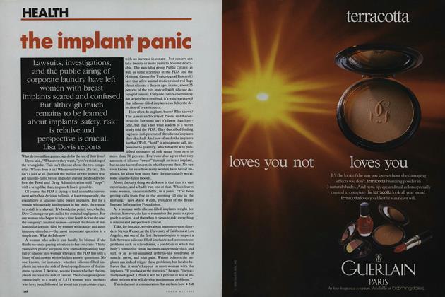 The Implant Panic