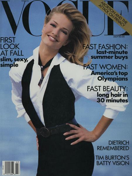 Issue: - July 1992 | Vogue