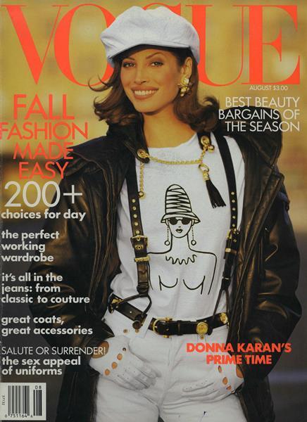 Issue: - August 1992 | Vogue