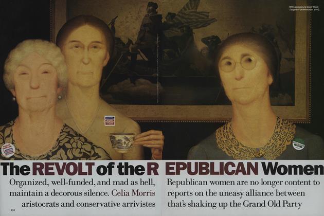 The Revolt of the Republican Women