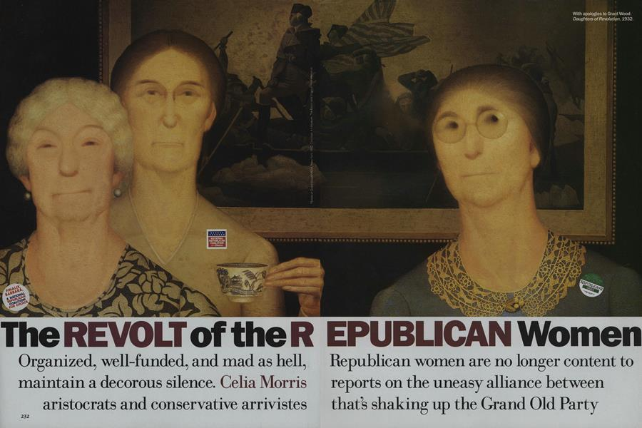 The Revolt of the Republican Women