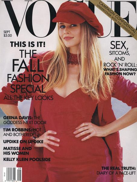 Issue: - September 1992 | Vogue