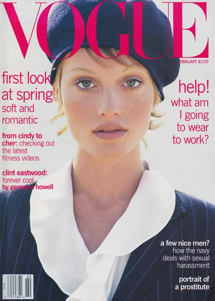 Issue: - February 1993 | Vogue