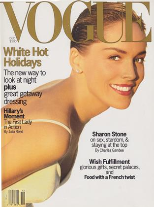 Cover for the December 1993 issue