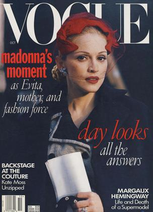 Cover for the October 1996 issue